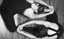 $13 for an Ashtanga/Vinyasa Yoga Class at 10:15 a.m. at Fuel the Soul
