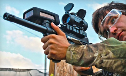 $21 for Two Hours of Advanced Laser Tag at Battleground Orlando Laser Tag