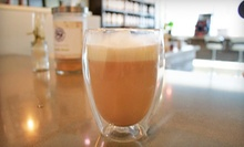 C$4 for Two Tea Lattes at Herbal Infusions