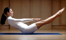 $10 for $17 at Aspire Pilates & Wellness, LLC.