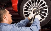 $37 for a Four-Wheel Rotation and Balancing at 714 Tires