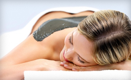 $72 for Full Arms, Full Legs, Underarm Waxing, and Sauna at Spa at Spa Dhara