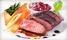 $29 for 1 Appetizer, 2 Entrees, and 1 Dessert (Up to $76 Value) at Caña y Café