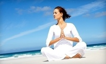 $8 for a 6:45 p.m. Candle Light Yoga at Ocean Mist Yoga