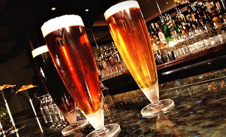 $7 for $15 Worth of Drinks at Lizard&#x27;s Liquid Lounge