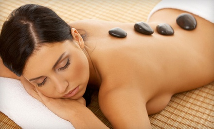 $69 for a 90-Minute Hot Stone Massage at Green Leaf Massage Center
