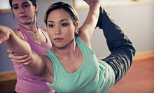 $9 for a 9:30 a.m. Drop-In Yoga Class  at North Suburban Wellness