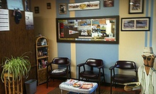 $15 for a Men's Wash, Cut, and Dry at Hair Now