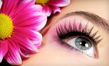 $112 for a Full Set of Silk Glamour Eyelash Extensions at Lala Lash