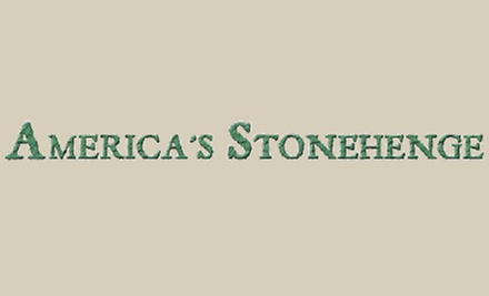 $10 for Adult Admission for Two  at America&#x27;s Stonehenge