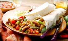 $7 for $14 Worth of Lunch Fare at Cueva De Lobos Mexican Restaurant