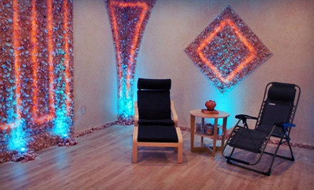 $22 for One Salt Room Therapy Session at Salt Room Millenia
