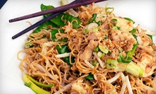 $8 for $12 at Thai Cuisine Austin