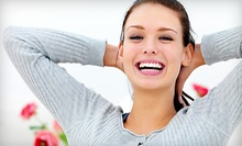 $60 for a Visual Exam and Regular Cleaning at Dr. Armine Nazarian, DMD