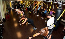 $10 for a TRX/Kettlebell Class at 7:30 p.m. at Sage Exclusive Fitness