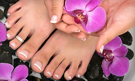 $60 for $80 Worth of Brazilian Blowout Services at Bre&#x27;s Hair and Nail Solutions