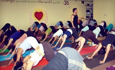 $8 for $14 at Surya Center for Yoga