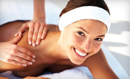 $60 for a One-Hour Deep Tissue Massage at Renaissance Massage Studios