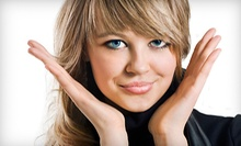 $135 for Highlights, Haircut, Blowdry and Mini-Photo Session at Serenitie Salon