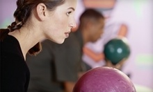 $20 for 3 Hours of Bowling and Shoe Rental for 4 People at Pin Center Bowl