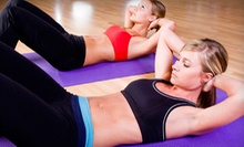 $5 for a Bootcamp Class at 9:30 a.m.  at Underground Core Fitness Warrenville