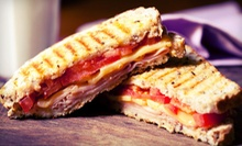 $9 for Two Sandwiches and Two Sodas (Up to $19 Value) at The Grilled Cheese Factory