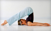 $7 for an 11 a.m. Yoga Class  at The Pilates Body