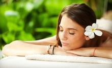 $65 for Massage and Facial at All Star Massage & Spa