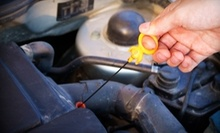 $20 for a Five-Quart Oil Change with 5W30 or 5W20 at Neighborhood Car Care