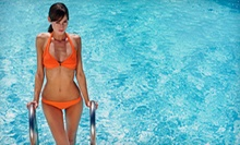 $25 for a Spray Tan Session at OrTanic Sun Spa