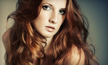 $25 for a Shampoo, Blowout & Style  at A & S Salon