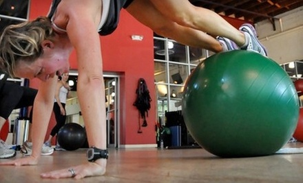 $7 for All-Day Gym Pass at Rock Creek Sports Club
