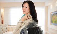 $10 for Dry Cleaning (Up to $20 Value) at Palm Center Cleaners