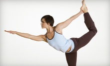 $9 for a One-Hour Vinyasa Flow Class at 6:00 p.m. at Jupiter Farms Yoga