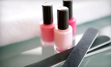 $25 for a Pedicure at D'Lazo Hair Salon & Spa
