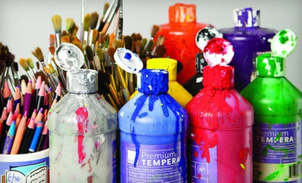 $25 for a Two-Hour Adult Painting Class at 10 a.m. at Xpress Art Center