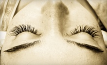 $75 for Trial Set of Eyelash Extensions at Princess Lashes Boutique &amp; Spa
