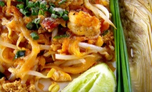 $12 for $20 at Cee Fine Thai Dining