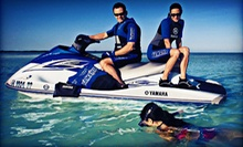 $24 for a One-Hour Stand Up Paddle Board Rental at On the Beach Watersports