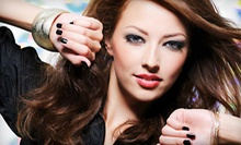 $50 for a Bridal/Makeup Trial & Application at Garfield Ridge Salon & Spa