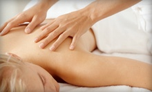 $25 for One-Hour Massage with Spinal Decompression Treatment at River Oaks Spine & Rehab Center