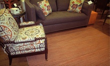 $50 for $150 Worth of Home Furnishings  at Benjamin Rugs and Furniture