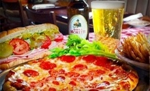 $9 for All you can eat Sunday Brunch Buffet at Fratelli's Pizza and Deli