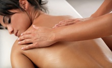 $79 for 1-Hr Swed. Mass., Aromatherapy, 30-Min Facial, & Light Trtmt at Krystelle Spa and Salon