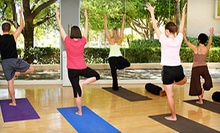 $8 for an Exhale! (Deep Stretch Yoga) Class at 6 p.m. at Metta Yoga