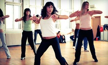 $7 for Tone 'n' Tight class at 6:15 p.m at The Dollhouse Studios
