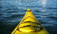 $39 for a Half-Day Kayak Trip at 2K Adventure Gear