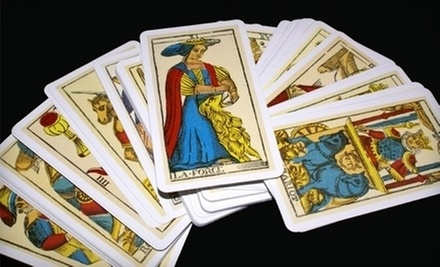 $20 for Psychic & Tarot Card Reading at The Studio City Psychic