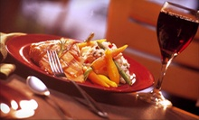 $49 for 1 Olive Tapanade, 2 Sml. Salads, and 2 Surf and Turf Entrees at Olive's Bistro &amp; Lounge