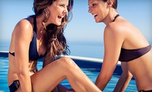 $20 for a Customized Airbrush Tan at Healthy Beautiful Skin and Tan
